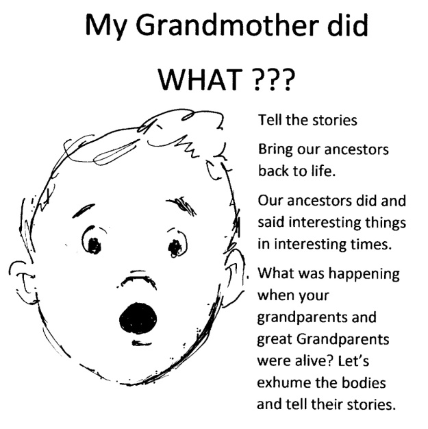 My Grandmother did what